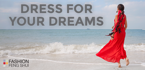 Dress for Your Dreams logo
